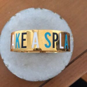 Kate Spade Make A Splash Bangle